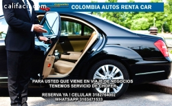 Alquiler de carros en cali- Colombia Autos Cel 3103471533
