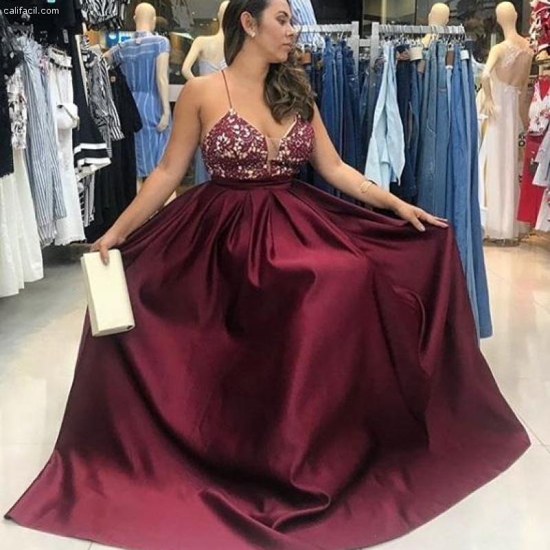 Donde alquilar vestidos de fiesta en cali
